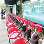 """公共自行车,重在""""技术+管理"""",方便市民你我他"""