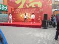 北京促销舞台背景板音响租赁搭建