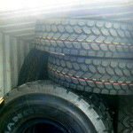 LOADING TRIANGLE TIRE