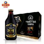 青岛黑啤酒296*24