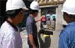 建安公司开展施工安全检查