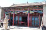 梧桐山祖师庙