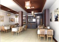 酒楼、餐厅装修设计案例