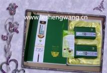 凉山特产黑苦荞茶礼盒装北京直销中心