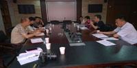 蘭州環境能源交易中心副總和蘭州環保局副局長帶隊赴杭州環保局考察學習