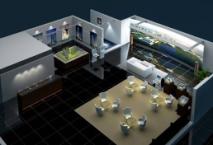 展厅装修设计案例