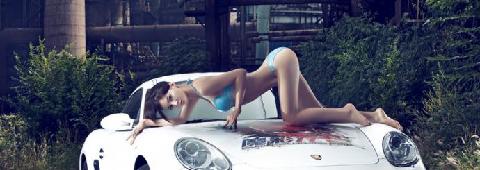 北京酷车改装博览会车模专供