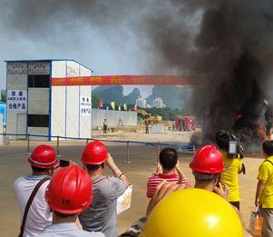 柳州雅泰防火活动板房消防安全典范