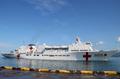 和平方舟访问斐济