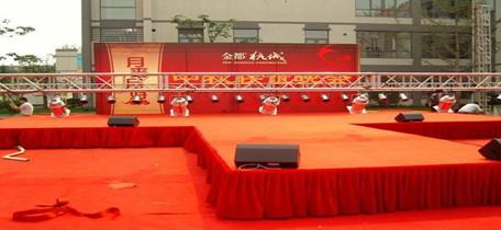 北京舞台音响租赁