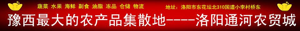 洛阳通河农贸城