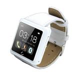 机械表做工 智能穿戴真皮表带 多功能蓝牙智能手表