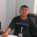 高級機動車評估師  姜海濤