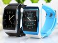 蓝牙智能手表 可插手机卡型 电容触屏智能穿戴手表手机