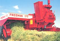 美國自由人370捆草機