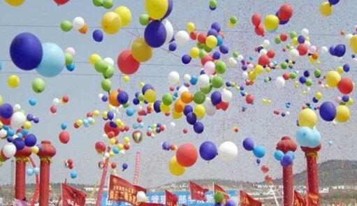【北京升空气球租赁 北京氦气球编制工艺