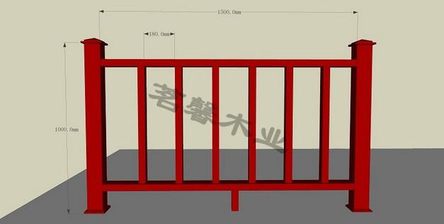 塑木护栏安装方法_技术支持