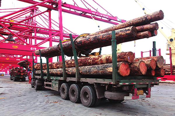 木材进口报关代理