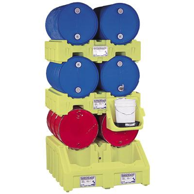 油桶防漏储存架-长沙湘安环保科技有限公司