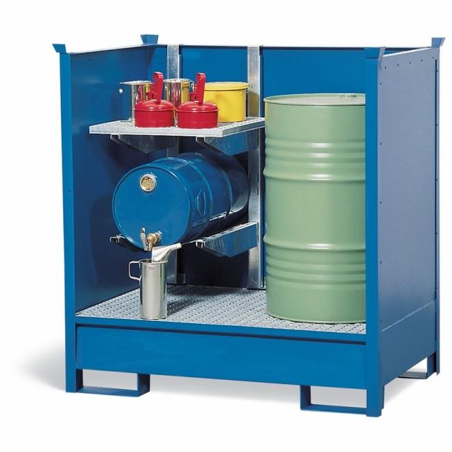 油桶龙头及其它油桶分装附件的分类与应用