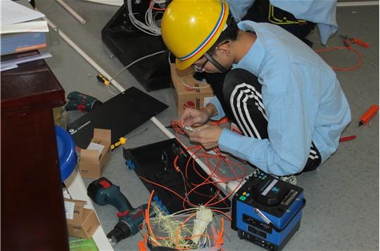 光纤熔接_长霆光电科技(上海)有限公司