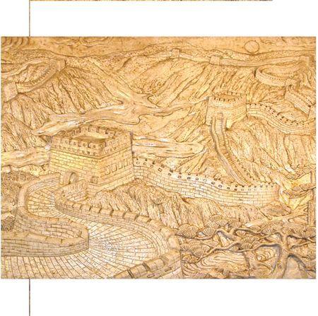 浮雕壁画系列-001-菏泽欧式构件
