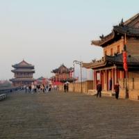 西安城墙探索之旅
