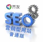 SEO营销型网站 普通版