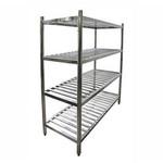 厨房设备厂家,不锈钢台架厨具,四层层架