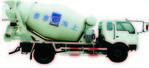 商砼车 Concrete Mixer Truck