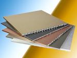 氟碳铝蜂窝板