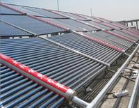 学校太阳能热水工程安装