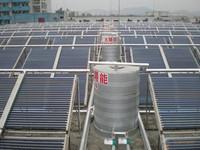 医院太阳能热水器安装