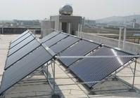 深圳富发酒店太阳能热水工程