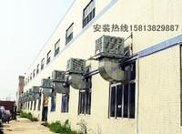 深圳电子厂通风降温工程