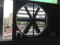 深圳佳得森电子安装绿标负压风机