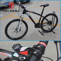 DIY 登喜路 1840山地越野30速变速自行车 M370M430变速系统