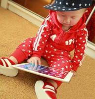 2014新款秋季韩版 儿童套装 童装 星星字母 纯棉两件套套装