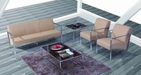钢架办公沙发SFX0072
