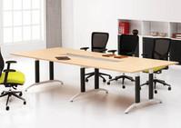 现代板式会议桌HY-002