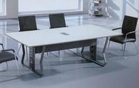现代钢架会议桌HY-009