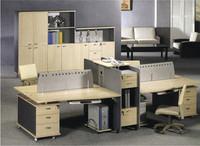 钢架组合办公桌XPF-004