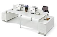 钢架组合办公桌XPF-007