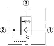 負載控制插式閥:平衡型