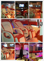 中國最專業凱迪拉克凱雷德按摩航空座椅改裝