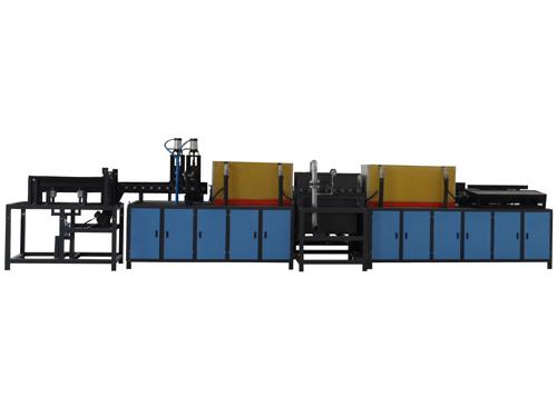 钢棒中频感应电炉调质设备-河北恒远电炉制造有限
