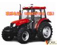 東方紅LX754拖拉機  澳门百家乐网站農機