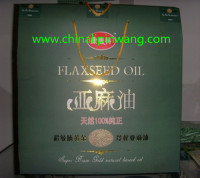 亚麻籽油的作用