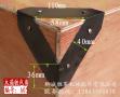 A05木箱铁包角