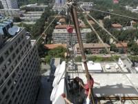 人工高空吊装